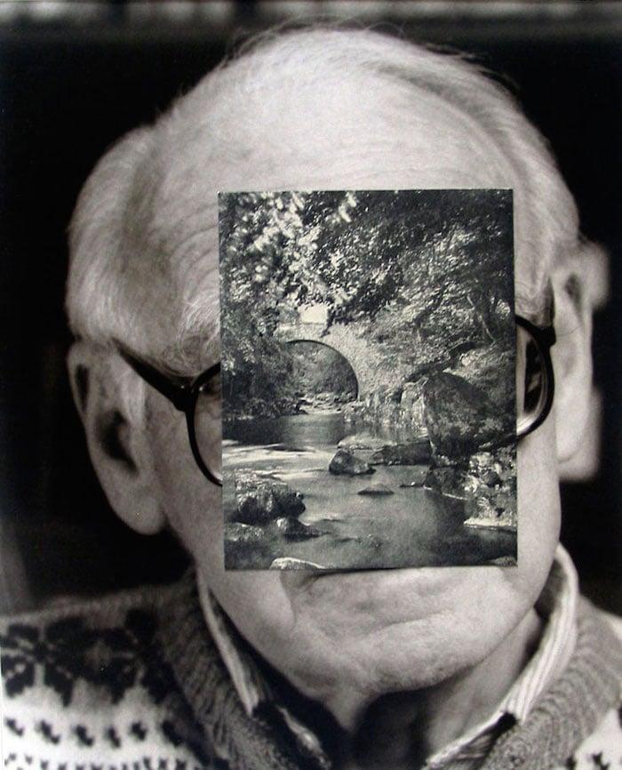 surreal collages by artist john stezaker