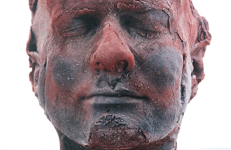 Self-Portraits Made With Blood By Artist Marc Quinn