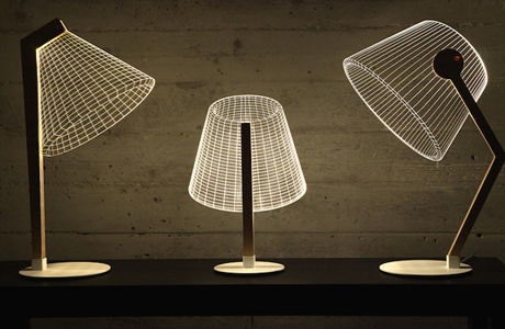 Mind-Bending Lamps By Studio Cheha