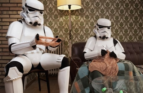A Day In The Life Of An Imperial Stormtrooper