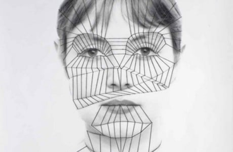 Striking Embroidered Self-Portraits By Annegret Soltau