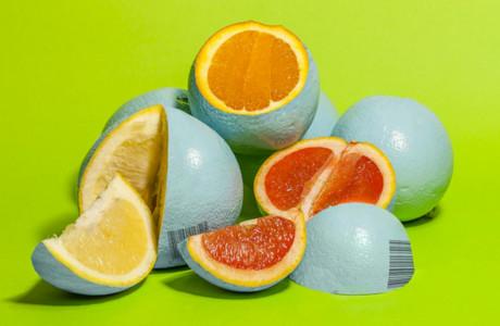 Subversive Food Art By Enrico Becker And Matt Harris
