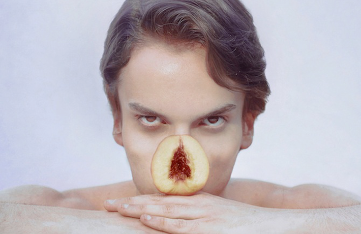 Quirky Self-Portraits By Marwane Pallas