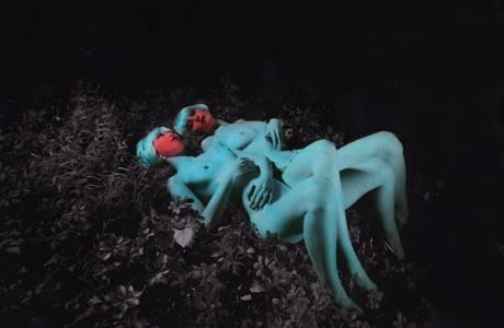 Otherworldly Nudes By Shae DeTar