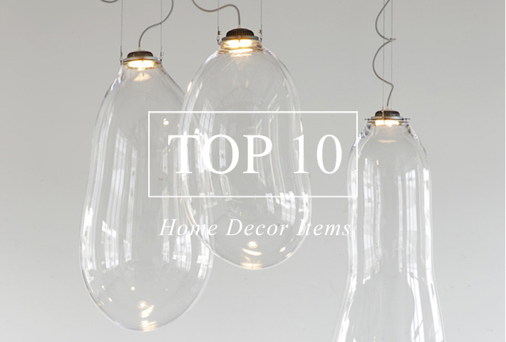 Top 10 Must-Have Home Decor Items