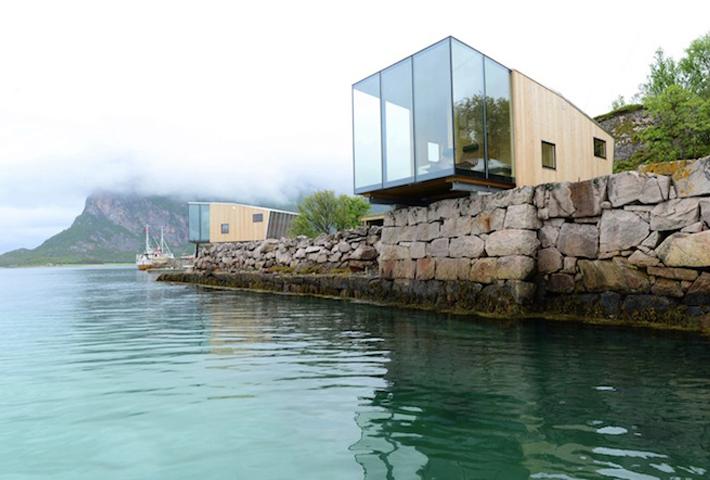 A Remote Island Resort By Stinessen Arkitektur