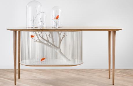 A Quirky Birdcage Table By Grégoire De Lafforest