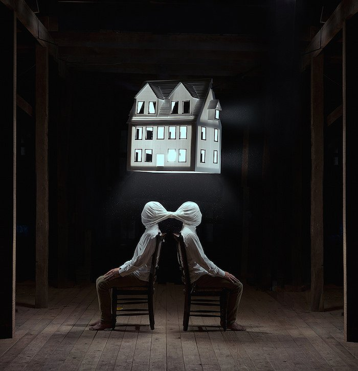 Eerie Surreal Photography By Bobby Becker Ignant Com