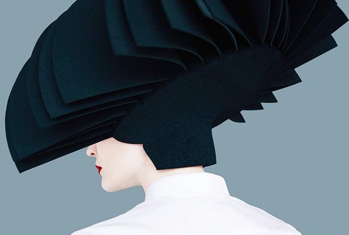 Striking Fashion Portraits By Erik Madigan Heck