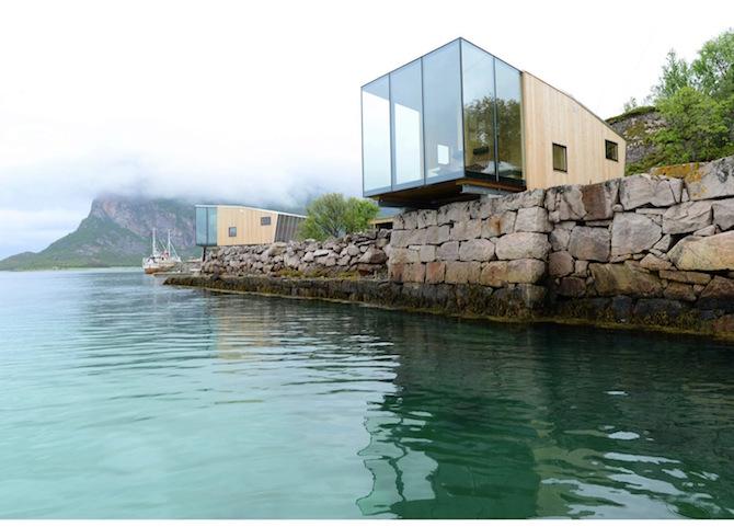 A Remote Island Resort By Stinessen Arkitektur | iGNANT.com