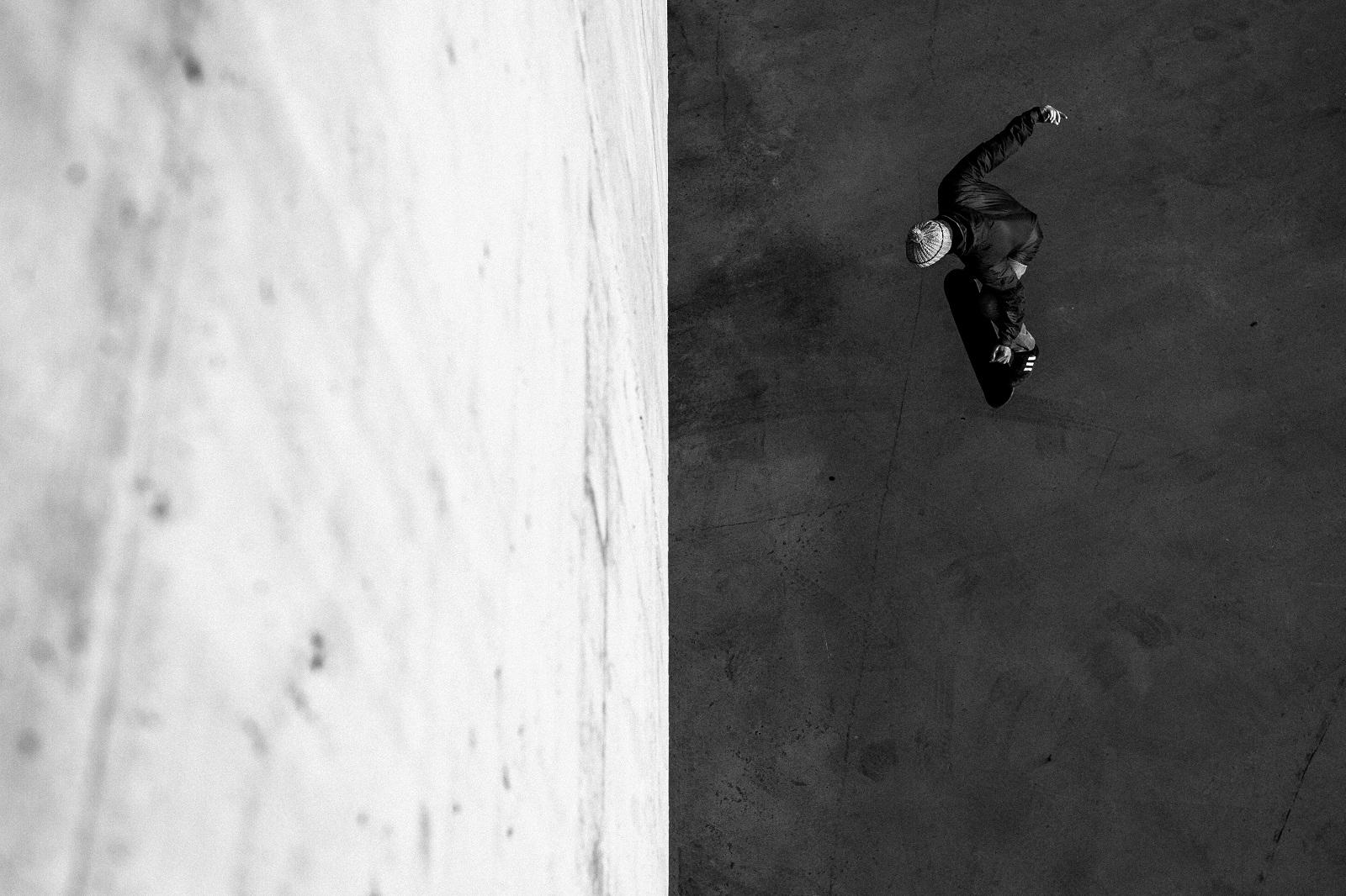 Luke Paige – Skatehitecture