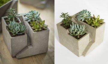 Architecture Cement Planter_1