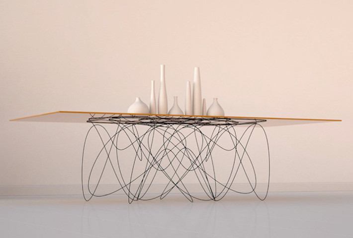 Quantum Table By Designer Jason Phillips