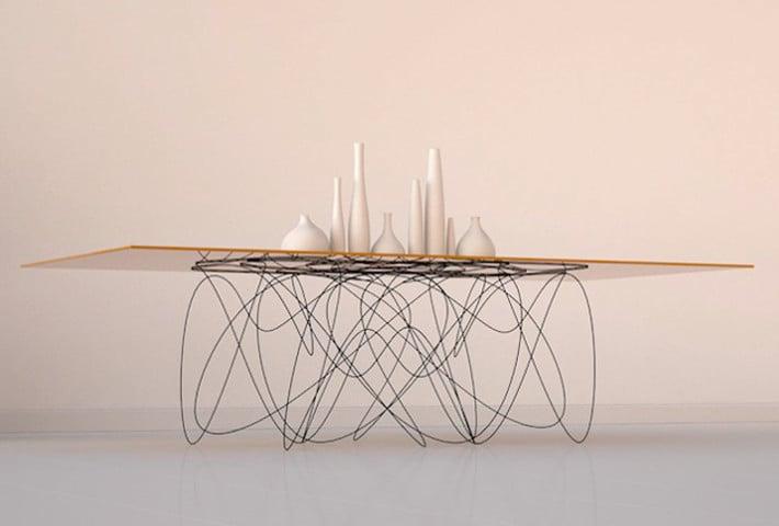 Quantum Table By Designer Jason Phillips