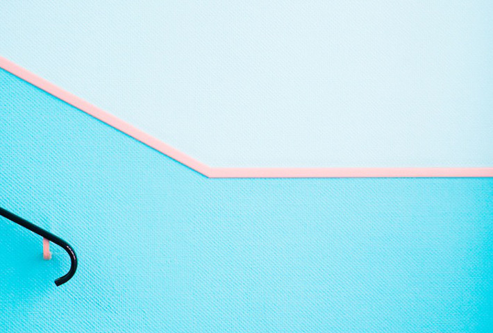 Minimal Pastel Perspectives By Matthieu Venot