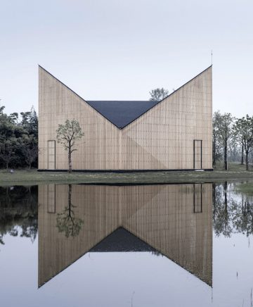 Chapel by AZL Architects