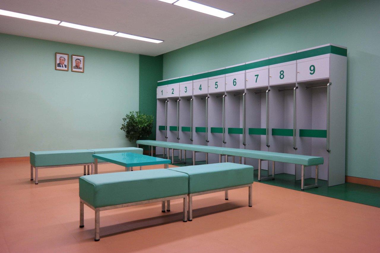 North Korean Interiors by Oliver Wainwright