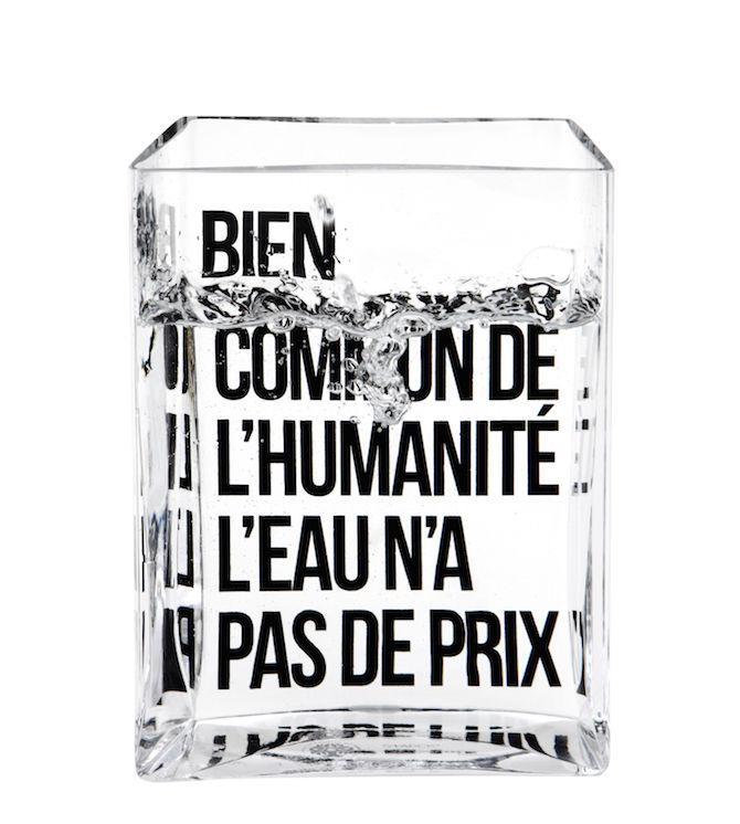 Philippe Starck Lame d´Eau Decanter