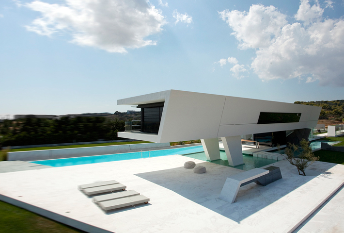 A Sustainable Villa In Greece By 314 Architecture Studio