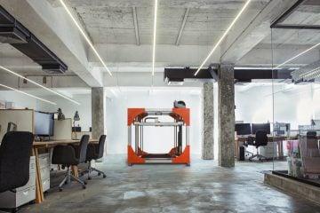 Modern Empty Office