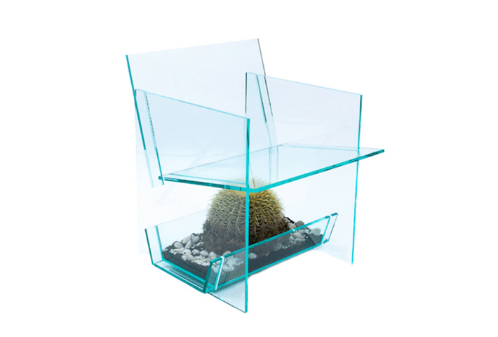 Quirky Cactus Chair Designed By Thislexik