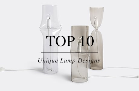 Top 10 Unique Lamp Designs