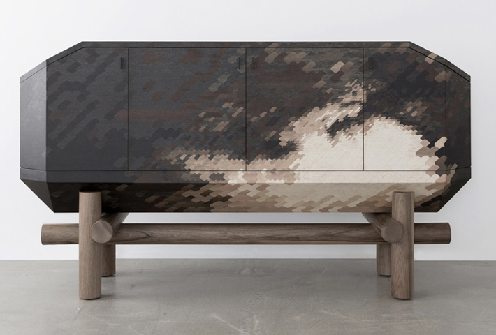 Furniture Pieces Exploring The Ancient Craft Of Marquetry By Ymer&Malta