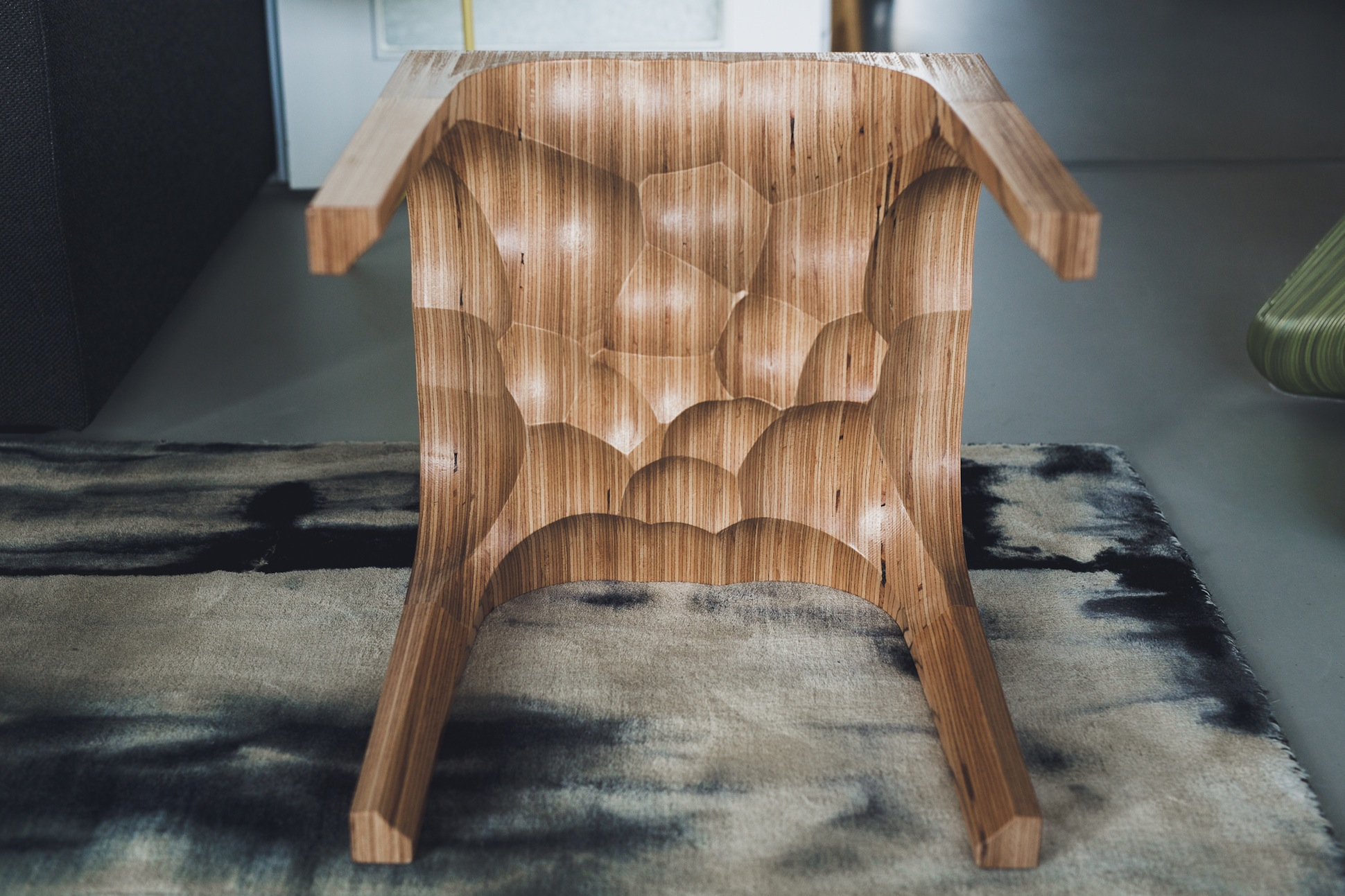 Sustainable 3D-Printed Furniture By NOWlab