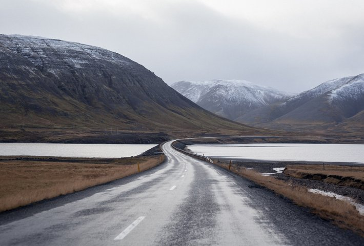 A Road Trip Along The Icelandic Coast