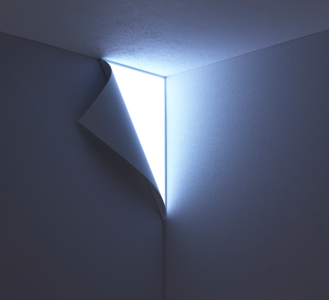 Peel Wall Light By Yoy : Unique Wall Lamps - Home Design