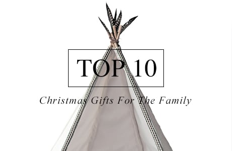 Top 10 Christmas Gifts For The Family