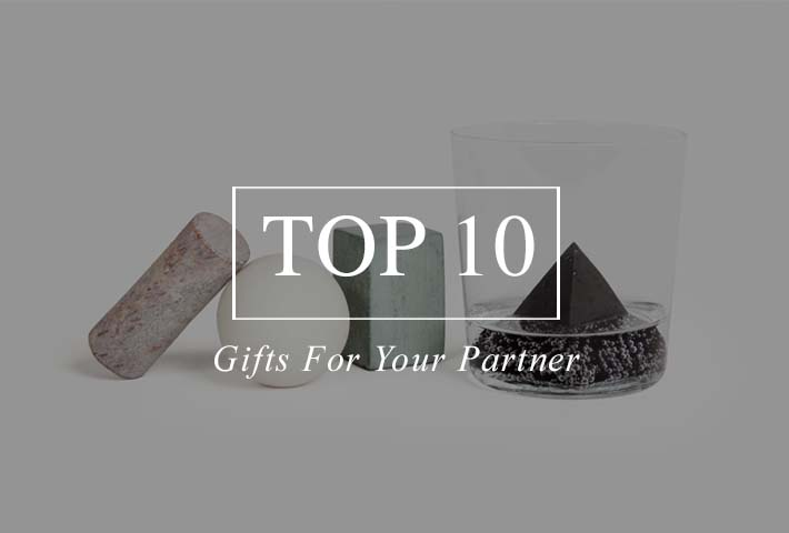 Top 10 Christmas Gifts For Your Partner