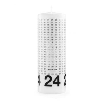 Norman-Copenhagen-330390-Christmas-Candle-2015-freisteller