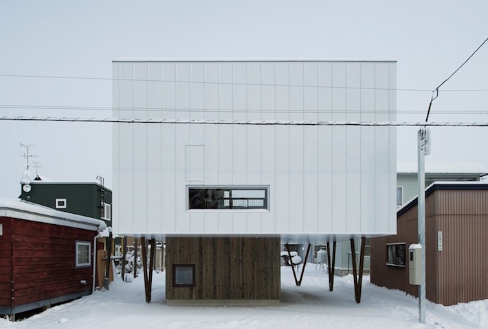 A Self-Regulating Japanese Home By archi LAB