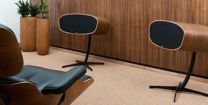 davonerays_design_005. davonerays_design_006. All images  courtesy of  Davone  Design Mid-Century Modern Speakers
