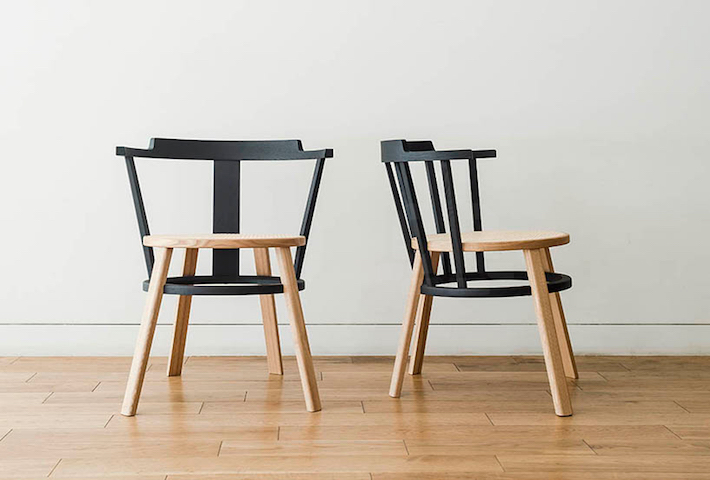 Drill Design Reimagined The Windsor Chair