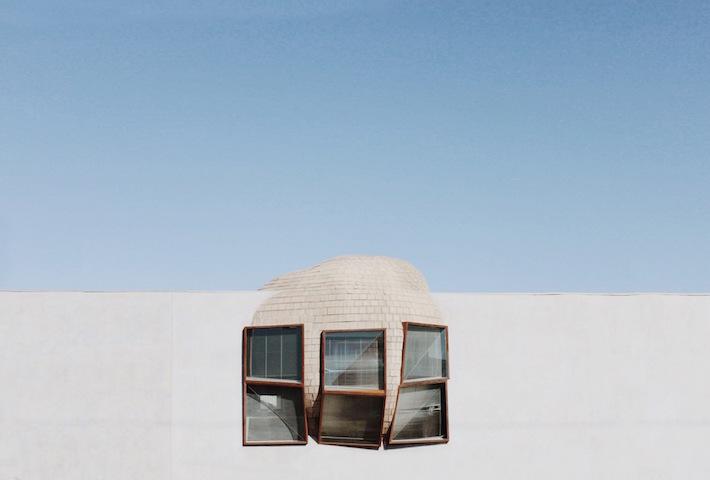 The Pastel Geometry Of LA By Sallie Harrison