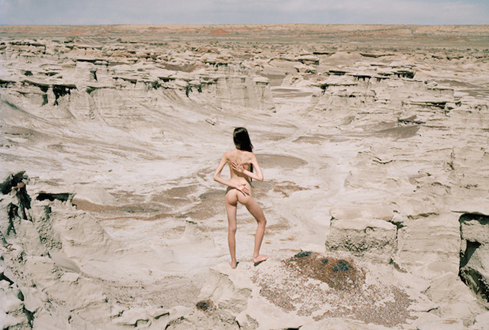 Ethereal Photographs Of Humans And Nature By Synchrodogs