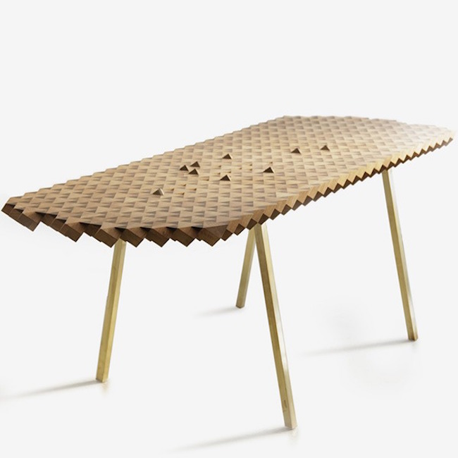 Atlas Table By 'The Fundamental Group'
