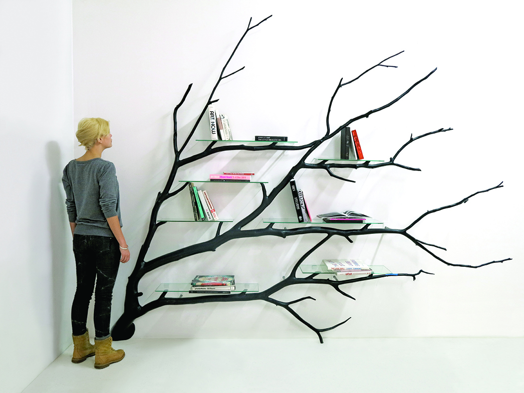 Bilbao Tree Shelf 8