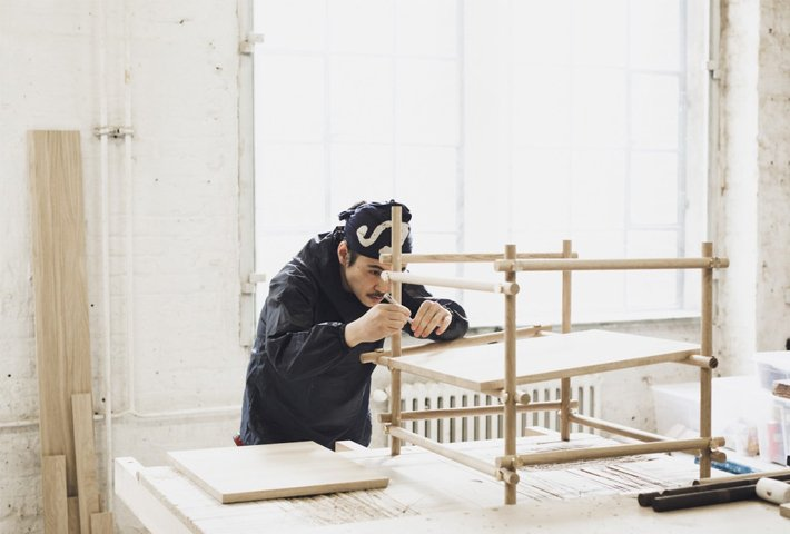 Poetic Furniture Designs By Sanghyeok Lee