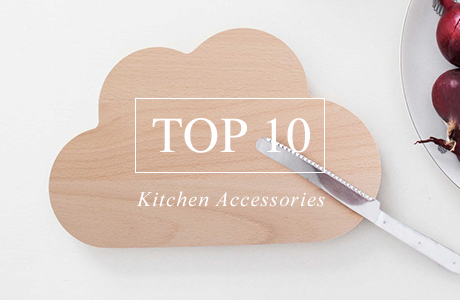 Top 10 Items To Brighten Up Your Kitchen