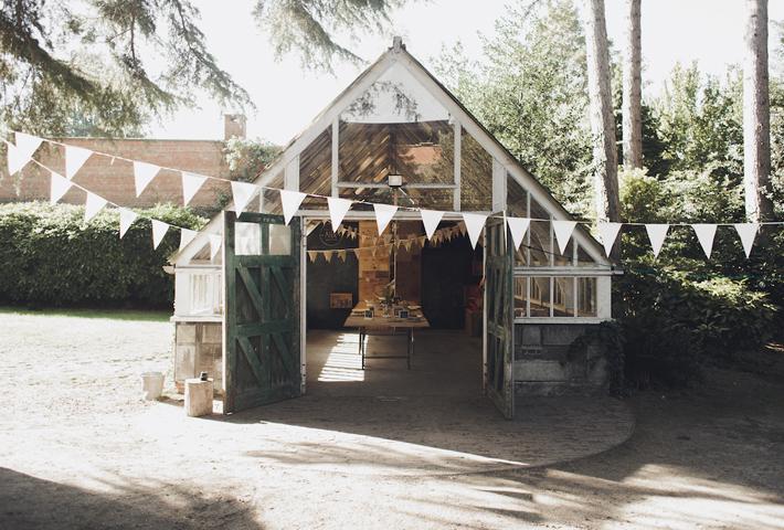 Alix Table & Jardin d'Amis · Ghent