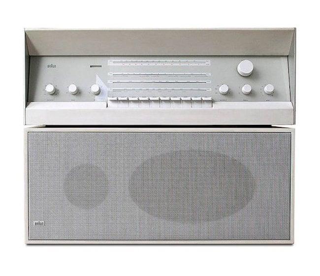 Braun RCS 9/ Amplifier & Receiver + Speaker