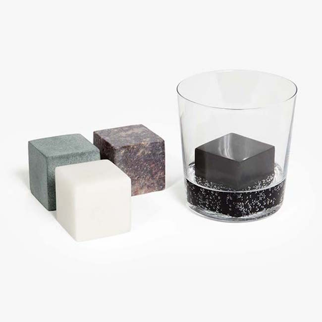 Cube Drink Rocks