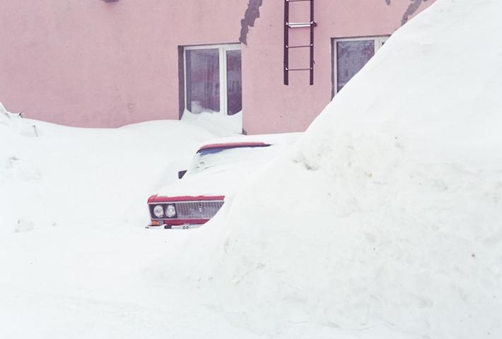 Yanina Shevchenko Captures Subtle Pleasures In A Harsh Climate