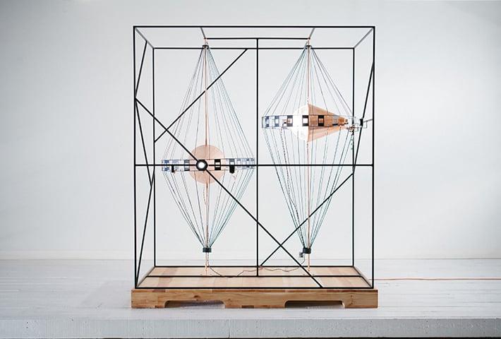 Conceptual Time Machines By Les Ateliers Guyon