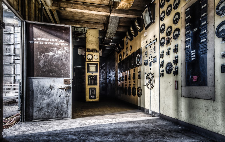 Boiler House Control Room