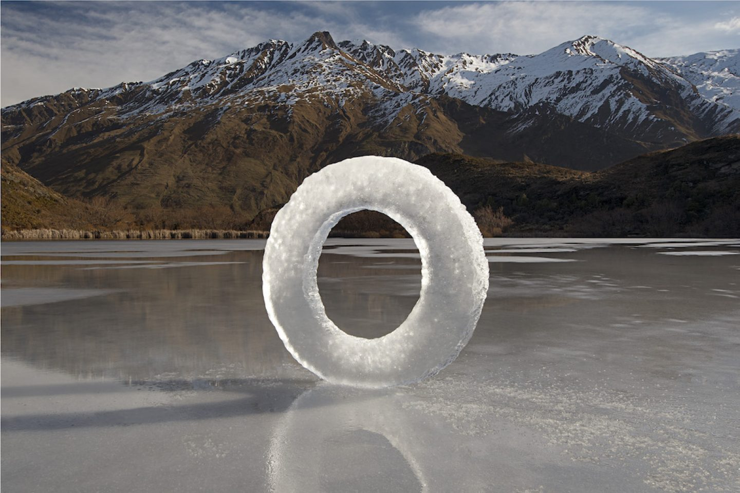 martinhill_art_Diamond Lake Ice Circle
