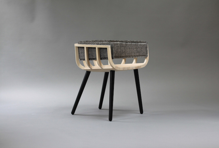 A Versatile Frame Chair By Notion x Mourne Textiles